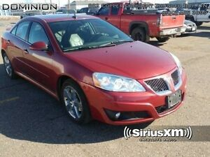2010 Pontiac G6 SE   - Leather Seats - Sunroof - $70.76 B/W
