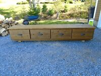 Cedar Bench Seat