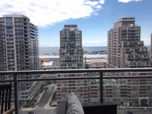 Beautiful Liberty Village condo for rent.  Read here for details