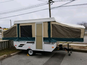 *-2015 STARCRAFT POPUP TENT TRAILER LIKE NEW!