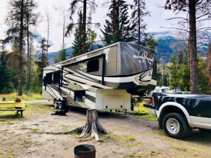 2016 Riverstone 38TS by Forest River - Luxury Fifth Wheel