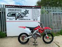 HONDA CR125 MOTOCROSS ENDURO OFF ROAD RM SX YZ KX