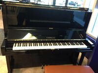 Used Yamaha and Kawai Uprights - New Inventory