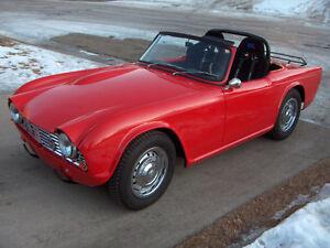 Triumph 1964 TR4