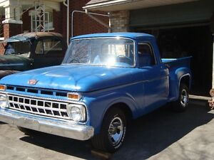 1965 Ford F100  Step Side/Short Box  ( Amazing condition )