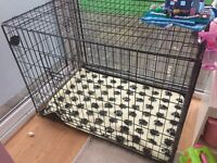 Extra large dog crate cage pen