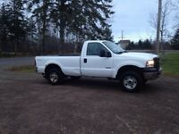 f 250 diesel reg cab 4x4 trade for tractor