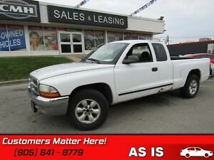2004 Dodge Dakota SLT  AS TRADED *UNCERTIFIED*