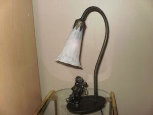 Cherub Accent Lamp