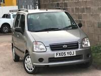 2005 Suzuki Wagon R 1.3 ( 91bhp ) ( R+ ) GL (R+) LOW MILES , LONG MOT