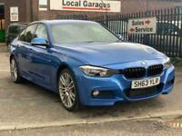 63 2013 BMW 320d 2.0TD ( 184bhp ) 4X4 ( s/s ) 2013 d xDrive M Sport
