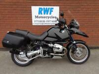 BMW R 1150 GS, 2003, EXCELLENT COND, ONLY 36K WITH SH, 12 MONTHS MOT, LUGGAGE