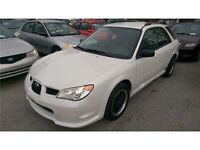 2007 SUBARU IMPREZA 2.5 ALL WHEEL DRIVE, IMMACULATE CONDITION Mississauga / Peel Region Toronto (GTA) Preview