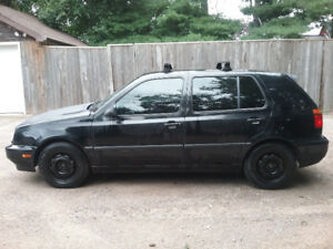1997 Volkswagen Golf Cl