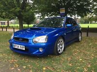 Subaru Impreza Wrx turbo, modified,300bhp