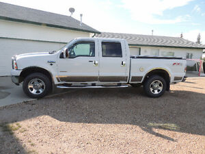 2006 F350 and 2008 34ft Cougar 5th wheel combo