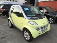 2001 Smart City Coupe smart and pulse 2dr Auto 2 door Coupe