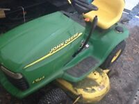Spring Lawn mower tune-up