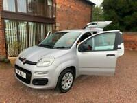 FIAT PANDA ECONOMICAL 1.2 WELL MAINTAINED 1 PREVIOUS OWNER 5 DOOR HATCHBACK