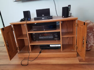 Entertainment  T.V. stand for free