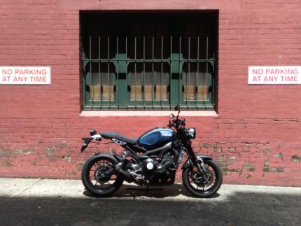 Xsr900 2016 Haymarket Inner Sydney Preview
