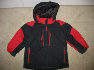 Boys Children's Place Winter Jacket and Box FULL of Clothes Regina Regina Area image 2