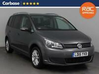 2015 VOLKSWAGEN TOURAN 2.0 TDI BlueMotion Tech SE 5dr DSG MPV 7 Seats