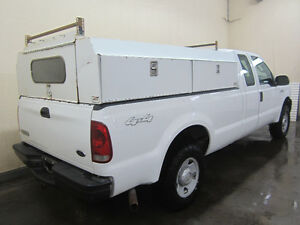 2007 Ford F-250 XL Supercab 4x4 With Service Body Edmonton Edmonton Area image 7