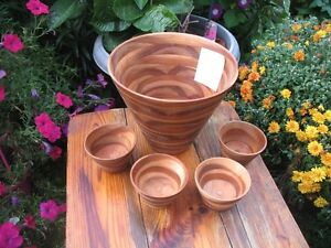 bowls variety of sizes