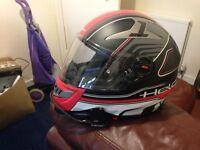 Held takeo motorcycle helmet