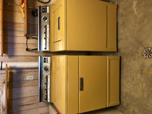 Inglis  washer and dryer good condition