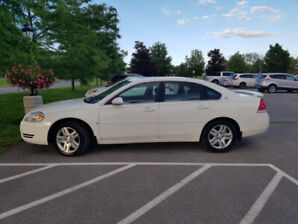 2008 Chev Impala LS,   Low mileage,   Safetied & Ready to go