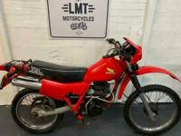 Honda XL125rc, great condition for year, collectors item