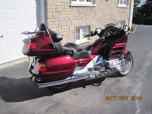 One Owner Low millage 2005 Gold Wing