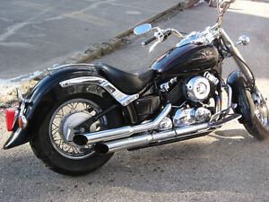 Vance and hines buy or sell used or new motorcycle parts for 1999 yamaha v star 650 classic parts