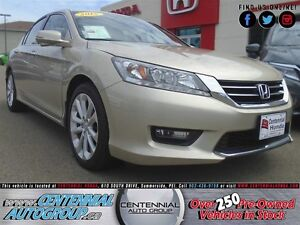 Honda Accord Sedan Touring 2015