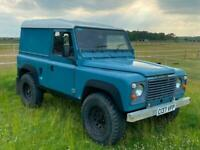 LAND ROVER 90 200TDI HARDTOP C Reg ONLY 58,000 MILES ORIGINAL CONDITION!