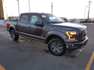 2016 Ford F-150 SuperCrew Lariat 502A Fully Loaded