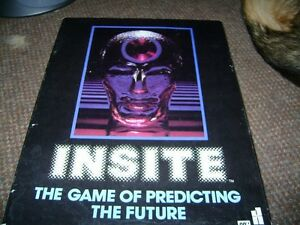 INSITE THE BOARD GAME