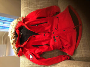 Canadian All Weather Gear womens jacket