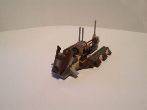 lego star wars droid carrier 7126