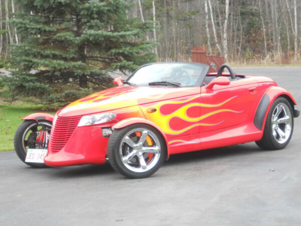 Used 1999 Plymouth Prowler