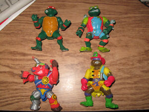 TMNT Teenage Mutant Ninja Turtles Collectables