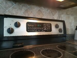 Control board for electrical stove Whirlpool Gold