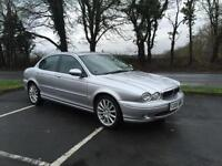Jaguar X-TYPE 2.0 V6 2005 finance available from £30 per week
