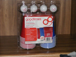 Brand New Beer Pong Game For Sale!!