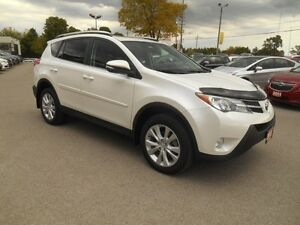 2013 Toyota RAV4 Limited AWD Peterborough Peterborough Area image 8