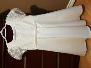 First Communion/Miniature Bride Dress
