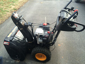 New 27 Buy Or Sell A Snowblower In Ontario Kijiji