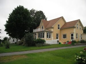 House and property in Middle LaHave